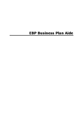 business plan jardin d_enfants Book