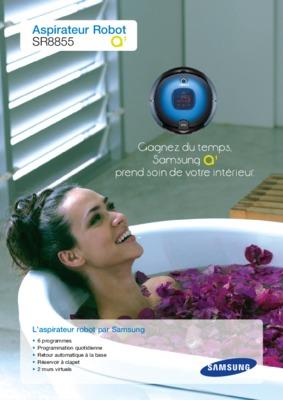 Aspirateur notice manuel d 39 utilisation for Aspirateur piscine youtube