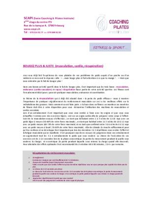 Banc Musculation Striale Fitness Partnerpdf Notice Manuel D