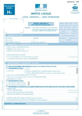 EXONERATION FORMULAIRE DE REQUETE PDF EN