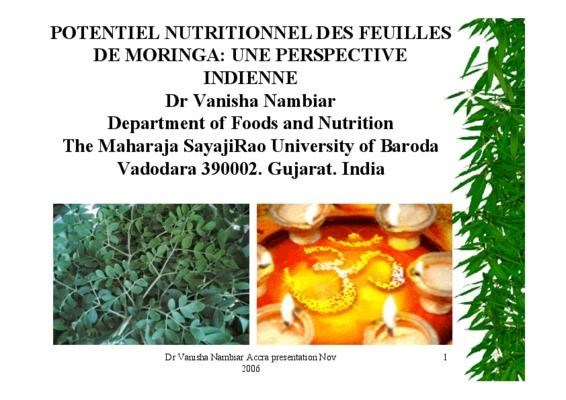 Liste Des 300 Maladies Soignees Par Le Moringa.pdf notice ...