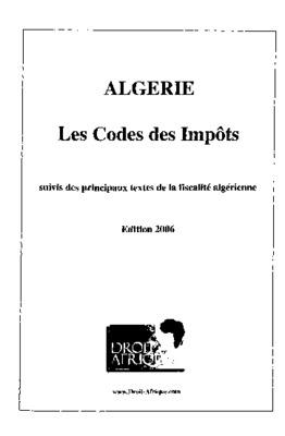 2010 PDF ALGERIE BAREME TÉLÉCHARGER IRG