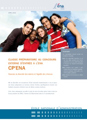 Irts talence concours