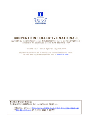 convention collective nationale reseau cerfrance du 25 octobre notice manuel d. Black Bedroom Furniture Sets. Home Design Ideas