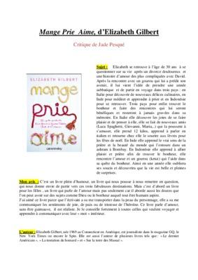 mange prie aime livre pdf