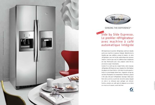 frigo americain whirlpool s20b notice manuel d 39 utilisation. Black Bedroom Furniture Sets. Home Design Ideas