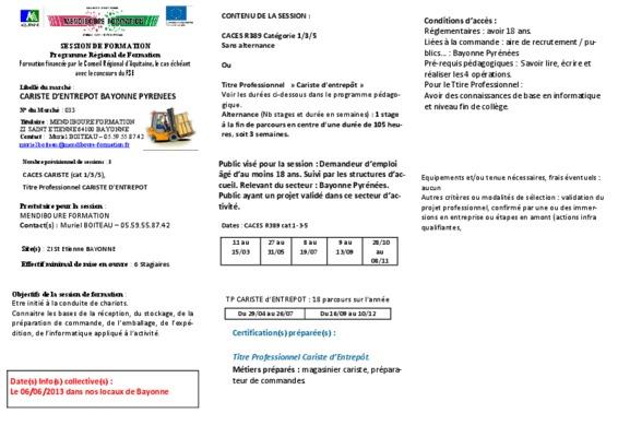 cariste pdf notice  u0026 manuel d u0026 39 utilisation