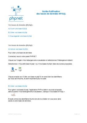 sauvegarder une page en pdf
