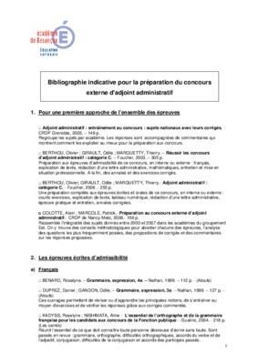 Concours Adjoint Administratif Tableau Numerique Corrige.pdf notice & manuel d'utilisation