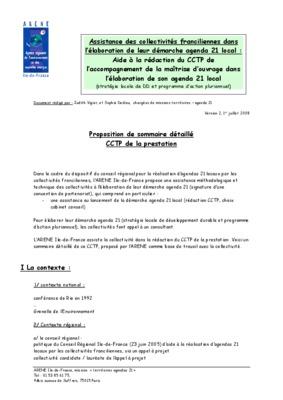 Lettre De Proposition De Prestation De Service Pdf Notice