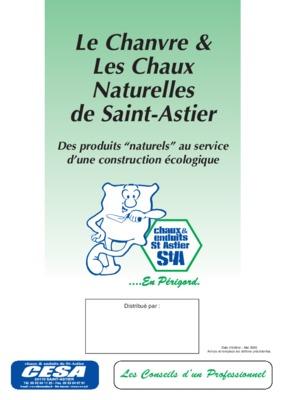 Isolation planche en notice manuel d 39 utilisation - Chaux de saint astier ...