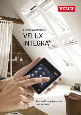 velux ggl notice manuel d 39 utilisation. Black Bedroom Furniture Sets. Home Design Ideas