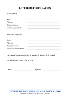 Procuration Pour Retrait De Visa.pdf notice & manuel d'utilisation