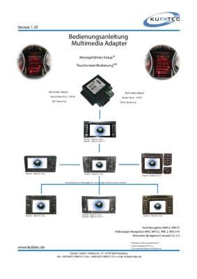 Audi a6 mmi navigation plus bedienungsanleitung pdf printer