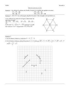 Corrige Exercice Relation De Chasles.pdf notice & manuel d ...
