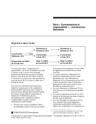 Cours construction notice manuel d for Cours construction batiment pdf