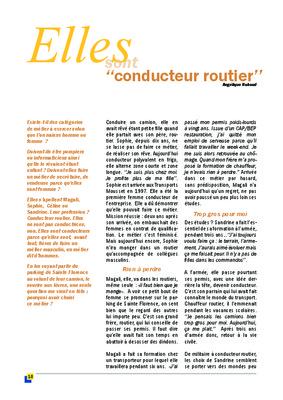 conducteur routier notice manuel d 39 utilisation. Black Bedroom Furniture Sets. Home Design Ideas