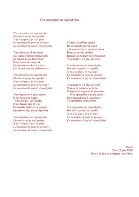 Repondeur Du Philips Cd155.pdf notice & manuel d'utilisation