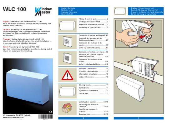 Notice installation volet velux notice manuel d 39 utilisation - Velux installation mode d emploi ...