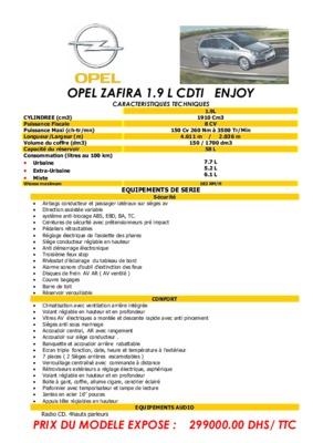 revue technique opel zafira b torrent