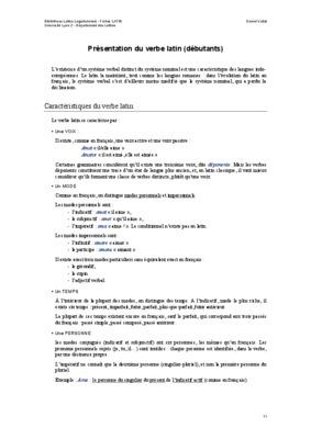 Exercices Latin.pdf notice & manuel d'utilisation