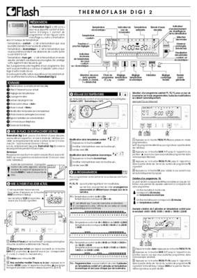 Wmd notice manuel d 39 utilisation - Thermoflash digi 2 ...