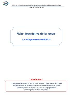 Exercice Corrige Diagramme Pareto Listes Des Fichiers Pdf Exercice Corrige Diagramme Pareto.pdf ...