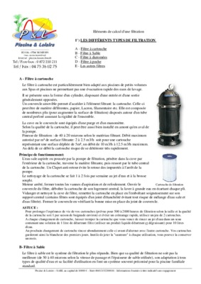 Reglage horloge filtration notice manuel d for Reglage filtration piscine
