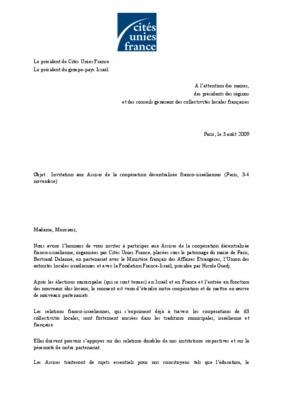 Lettre Invitation Commerciale.pdf notice & manuel d'utilisation