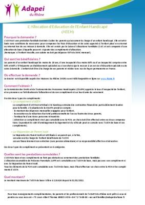 Declaration Caf Allocation Adulte Handicap Ef Bf Bd