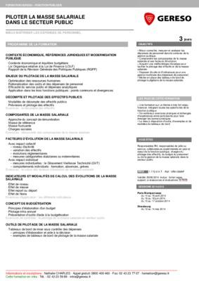 optimisation des ressources humaines pdf