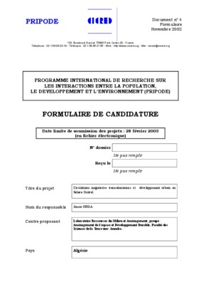 FORMULAIRE C20 TÉLÉCHARGER