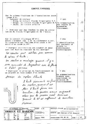 Schema pour chambre notice manuel d 39 utilisation - Schema electrique chambre froide ...