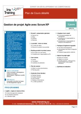 Cours sur gestion de projet pdf