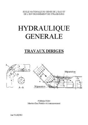 Cours hydraulique generale en pdf
