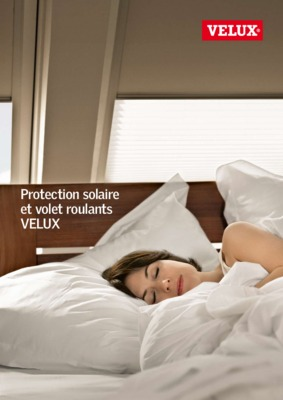 volet velux notice manuel d 39 utilisation. Black Bedroom Furniture Sets. Home Design Ideas