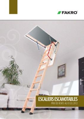 escalier notice manuel d 39 utilisation. Black Bedroom Furniture Sets. Home Design Ideas