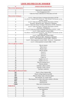 Exemple de plan de coffrage de notice manuel d 39 utilisation - Plan de coffrage ...