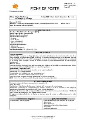 fiche de poste auxiliaire de vie ehpad pdf notice manuel d utilisation