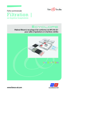 Notice de notice manuel d 39 utilisation for Notice filtration piscine