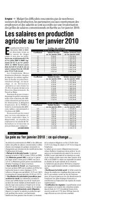 Grille salaire etam eurovia 2010 notice manuel d 39 utilisation - Grille qualification batiment ...