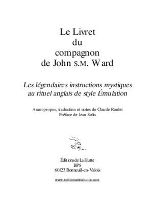 rituel emulation 1er grade pdf