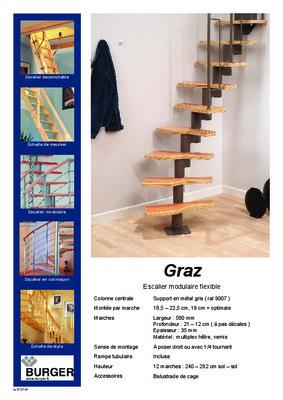 notice de montage escalier quart tournant droit brico. Black Bedroom Furniture Sets. Home Design Ideas