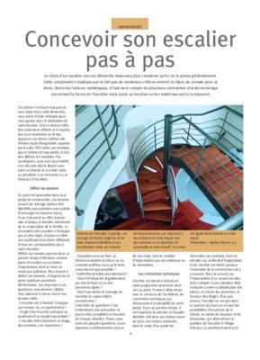 Notice de montage escalier quart tournant droit brico for Taille tremie escalier droit