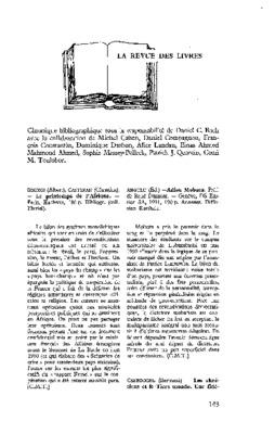 Resume De Pagne Noir De Bernard Dadie.pdf notice & manuel d'utilisation