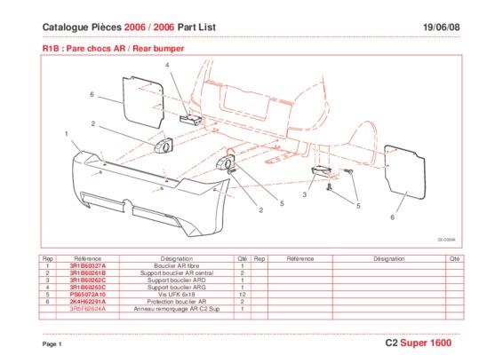 demontage pare chocs arriere corsa notice manuel d 39 utilisation. Black Bedroom Furniture Sets. Home Design Ideas