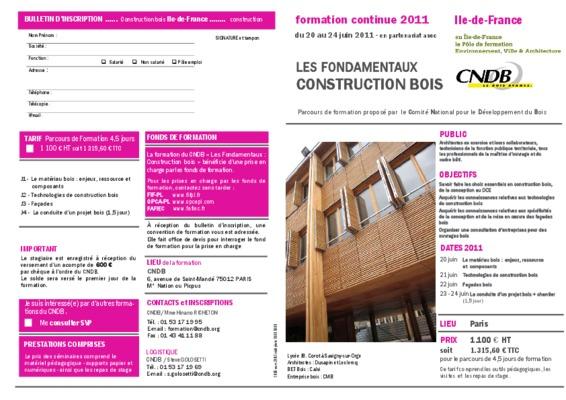 Detail construction notice manuel d 39 utilisation for Construction en bois pdf
