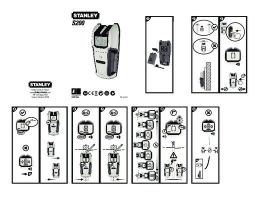 Porte Automatiquer Stanley Pdf Notice Amp Manuel D Utilisation