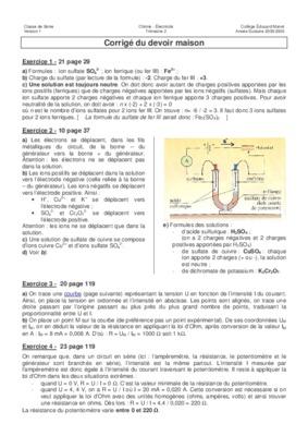 Devoir 7 français cned 3eme   digiSchool devoirs