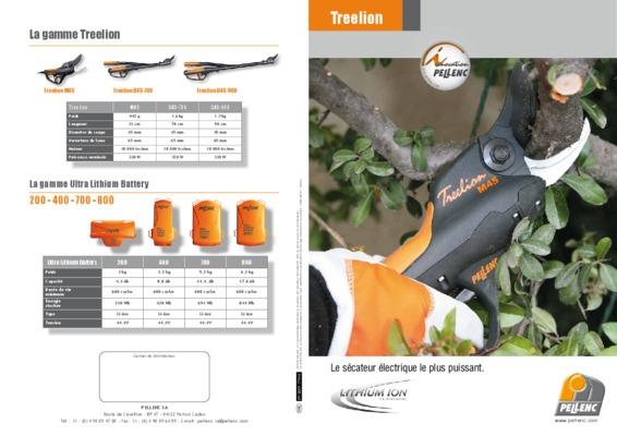 Secateur Electrique Puissant : secateur electrique notice manuel d 39 utilisation ~ Premium-room.com Idées de Décoration